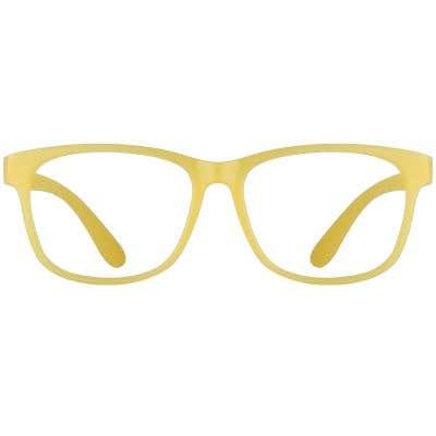Rectangle Eyeglasses 137966