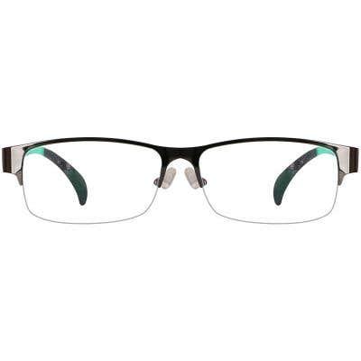 Rectangle Eyeglasses 138108