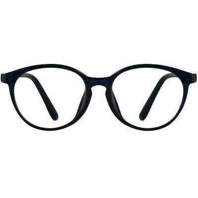 Cat Eye Eyeglasses 138612-c