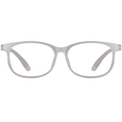 Rectangle Eyeglasses 138635-c