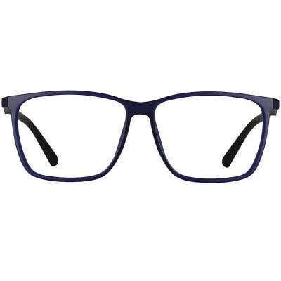 Rectangle Eyeglasses 138678-c