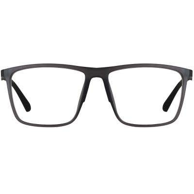 Rectangle Eyeglasses 138680-c