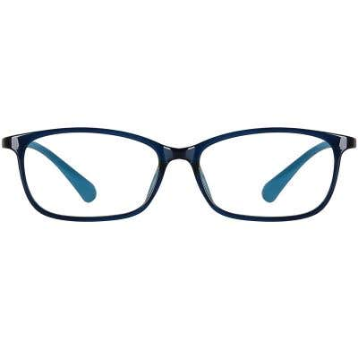 Rectangle Eyeglasses 138750-c