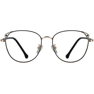 Cat-Eye Eyeglasses 139540-c