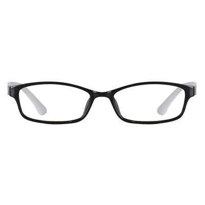 Rectangle Eyeglasses 139808-c