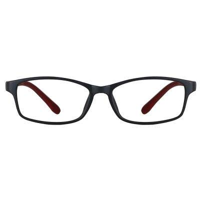 Rectangle Eyeglasses 139832-c
