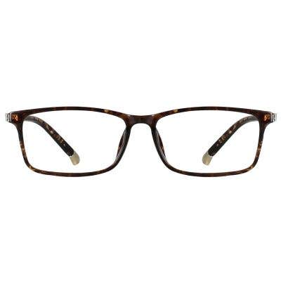Rectangle Eyeglasses 139848-c