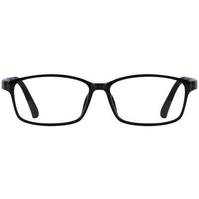 Rectangle Eyeglasses 140105-c