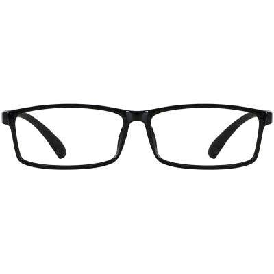 Rectangle Eyeglasses 140122-c