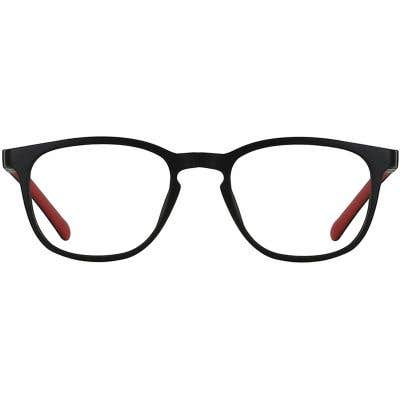 Kids Rectangle Eyeglasses 140160-c