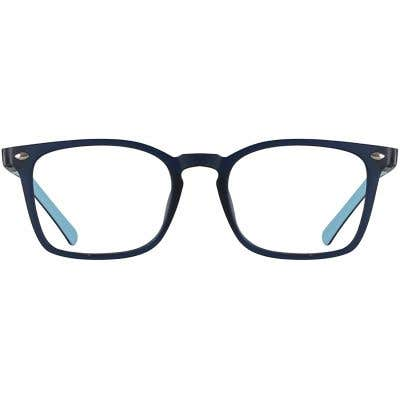 Rectangle Eyeglasses 140186
