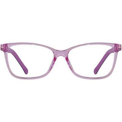 Rectangle Eyeglasses 140213-c