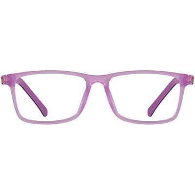 Kids Rectangle Eyeglasses 140228