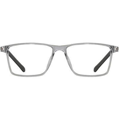 Kids Rectangle Eyeglasses 140242-c