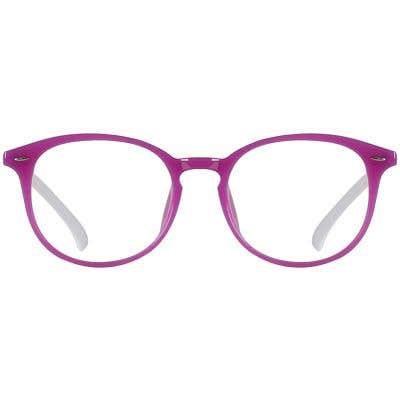 Round Eyeglasses 140281-c