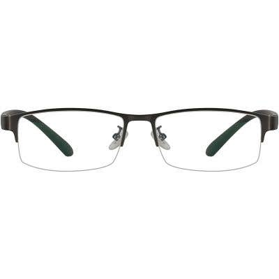 Rectangle Eyeglasses 140319-c
