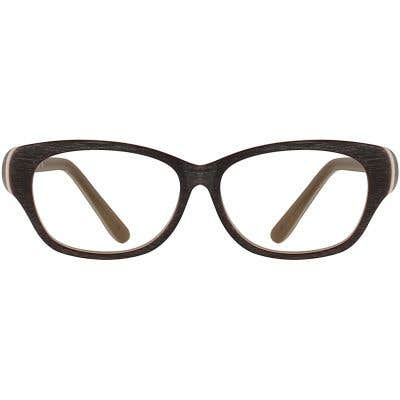 Cat-Eye Eyeglasses 140347-c