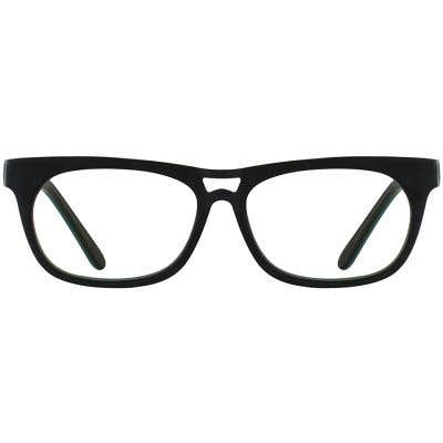Wood Pilot Eyeglasses 140404-c