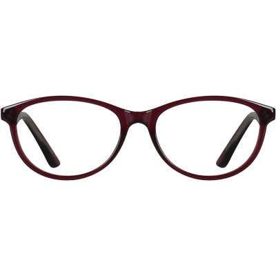 Kids Cateye Eyeglasses 140623-c