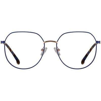 Geomatric Eyeglasses 140904-c
