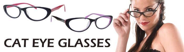 Cat Eye Glasses image