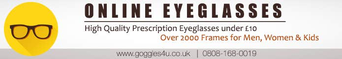 Online Eyeglasses at Goggles4u