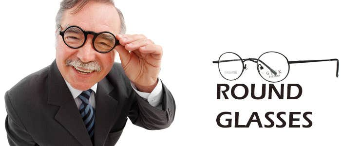 Round Eyeglasses image