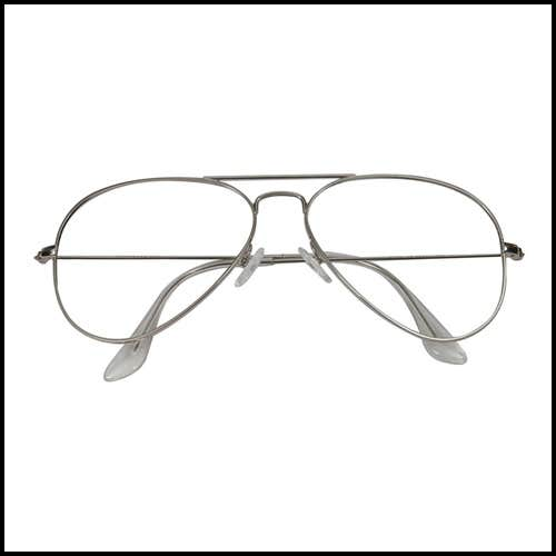 Get The Silver Aviators From Goggles4U