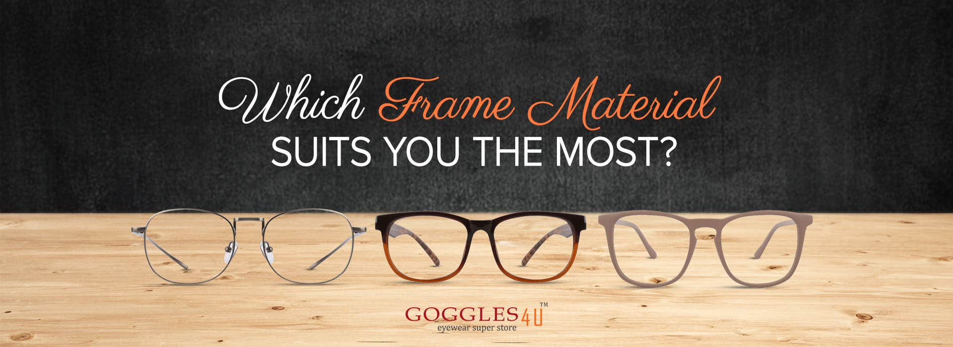 Which Frame Material Suits You The Most
