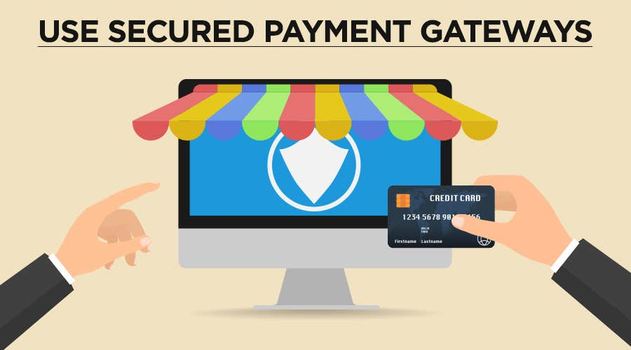 Make Secured Payments at Goggles4U UK