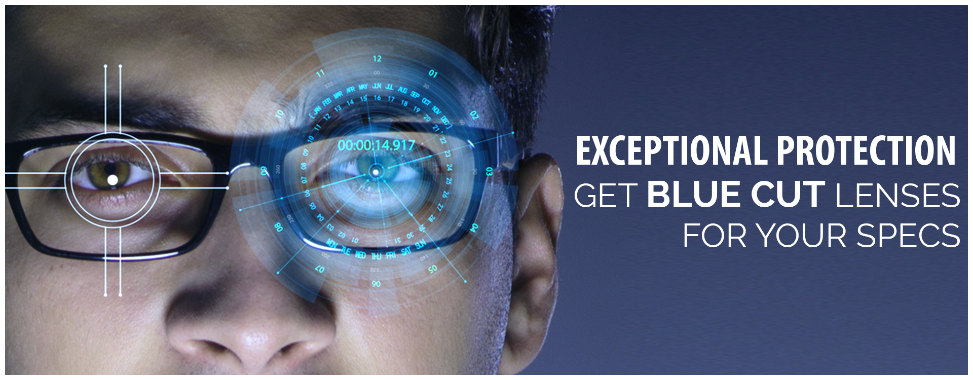Exceptional Protection:  Get Blue Cut Lenses For Your Specs
