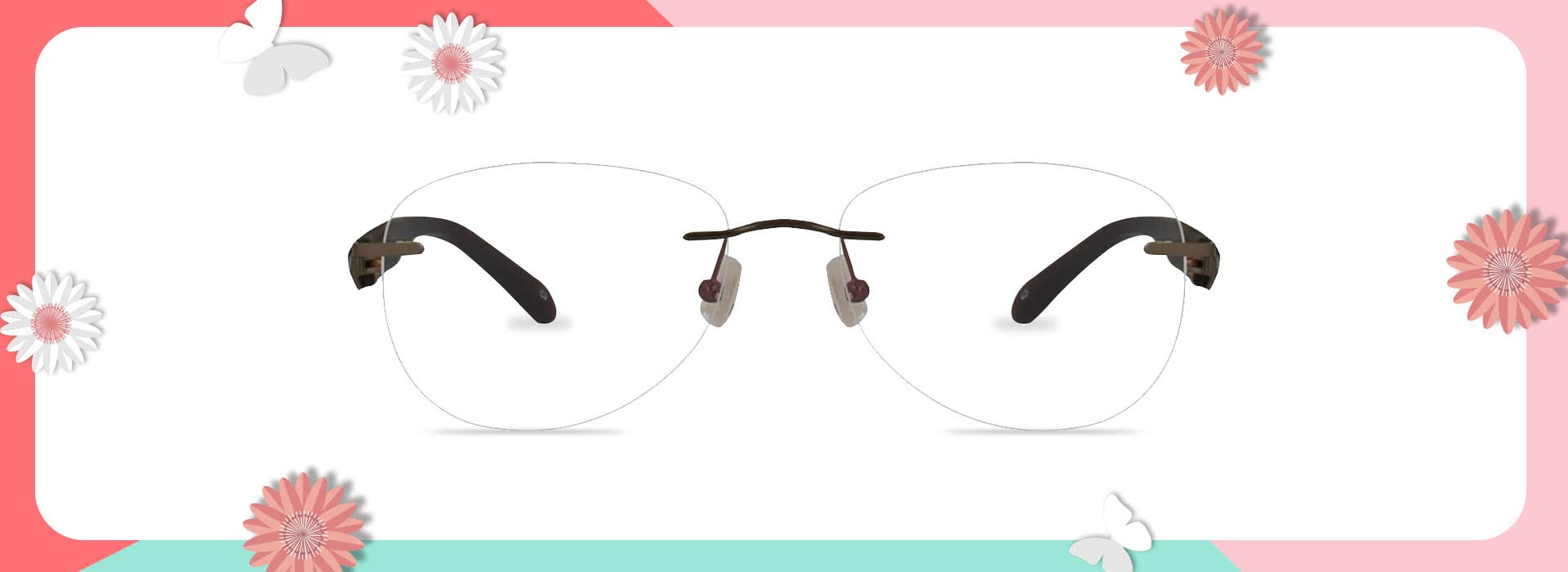 The 129204-C EYEGLASSES: