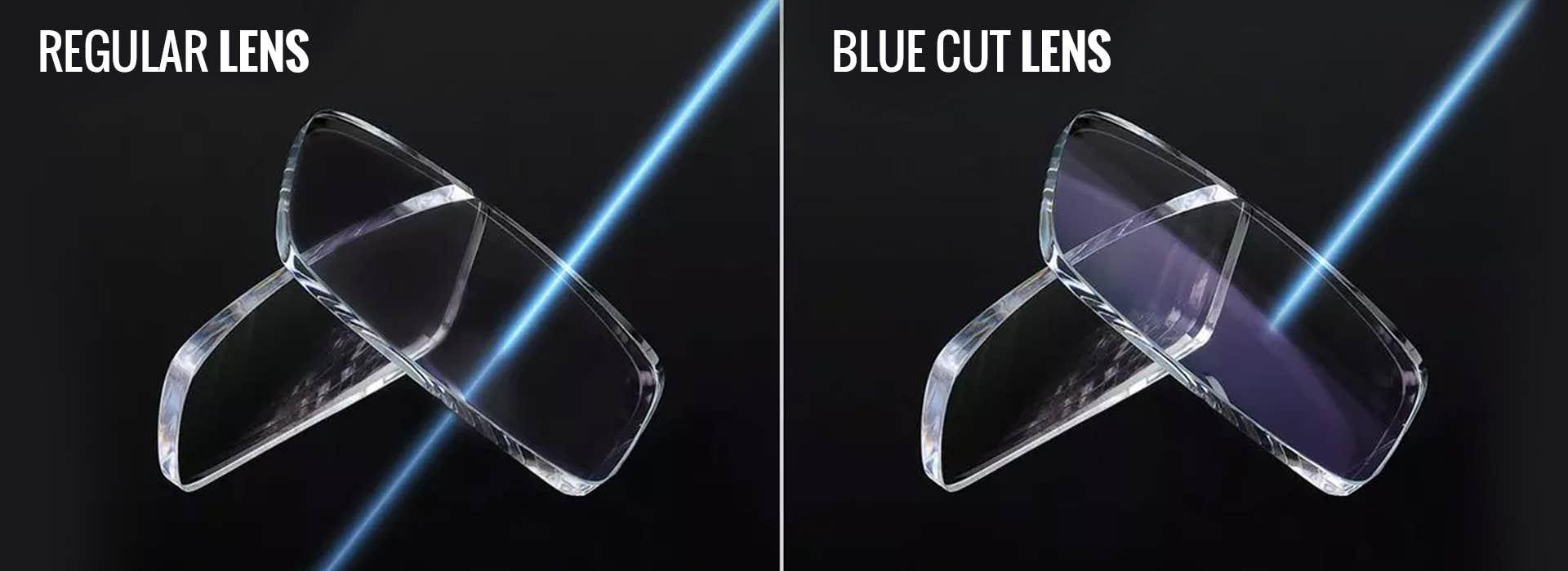 Blue Cut Lenses at Goggles4U UK