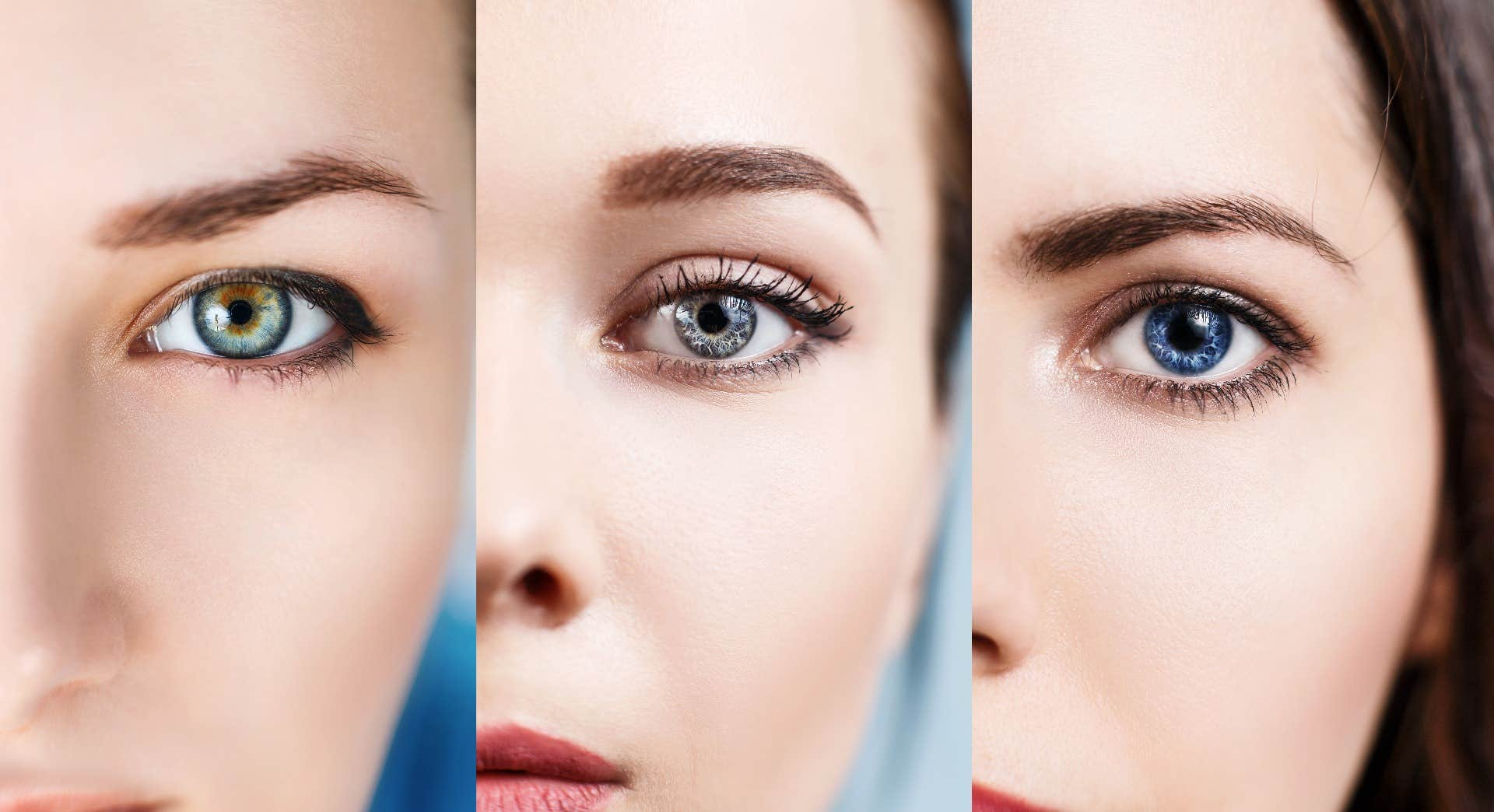 Buy The Best Frames For Your Eye Color and Skin Tone