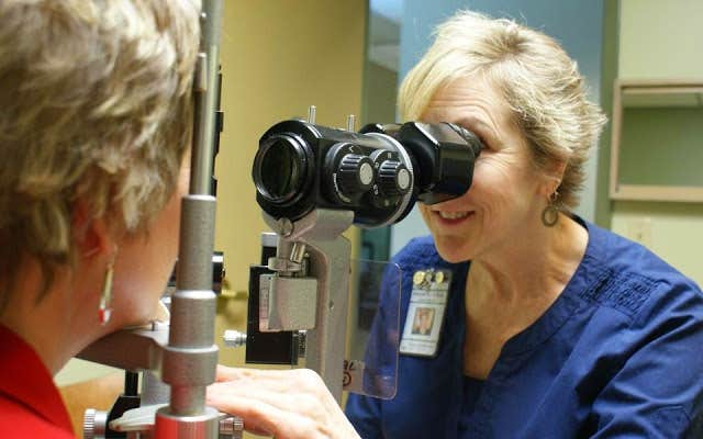 Get your eyes Examined Annually