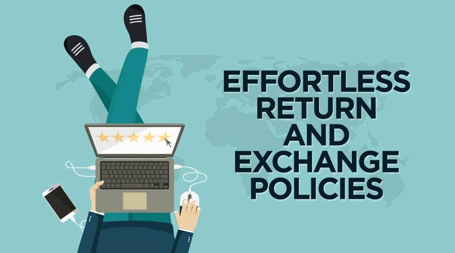 Best Return and Exchange Policies at Goggles4U UK