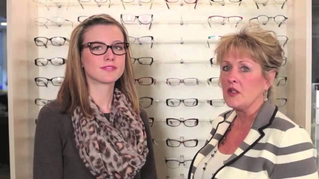 How to Select Two Pairs of Eyeglasses