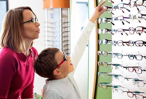 Smart Eyeglasses For Children
