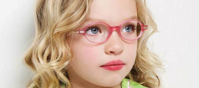 Stylish Children Eyeglasses