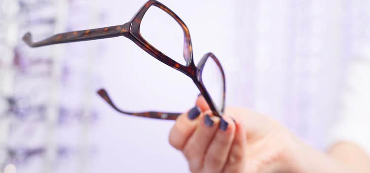use good quality eyeglasses
