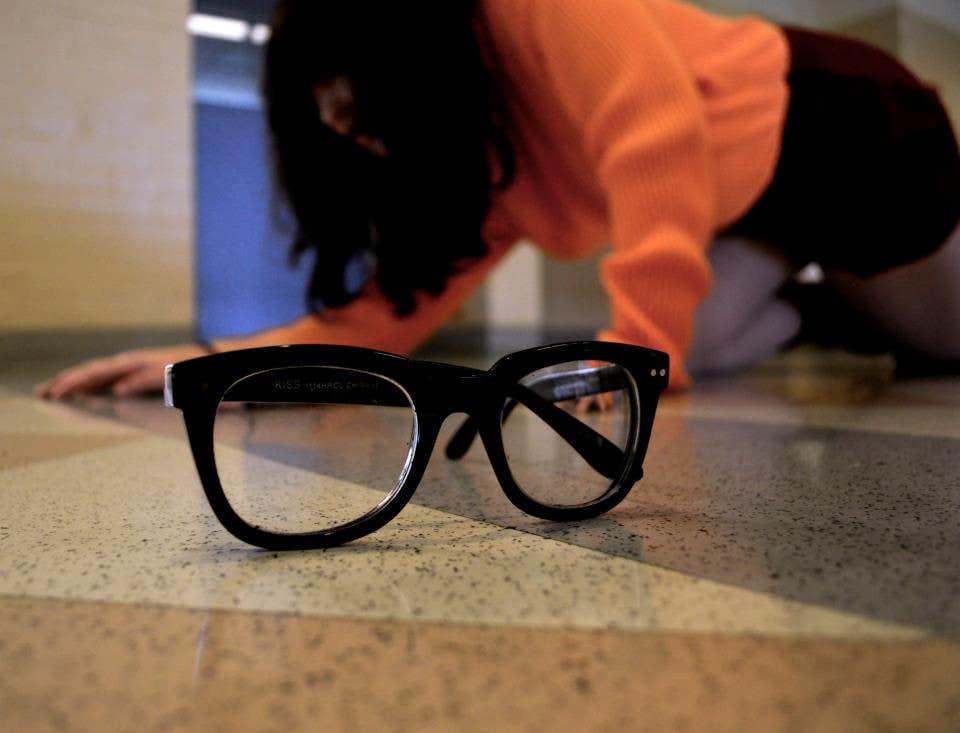 Avoid Loosing Eyeglasses