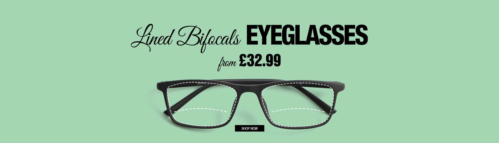 bifocal eyeglasses online