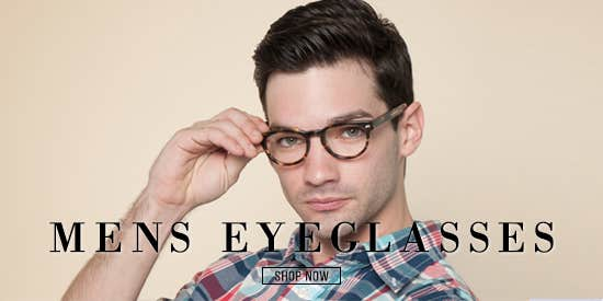 Mens Progressive Eyeglasses