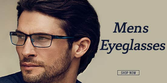 Bifocal Eyeglasses for men